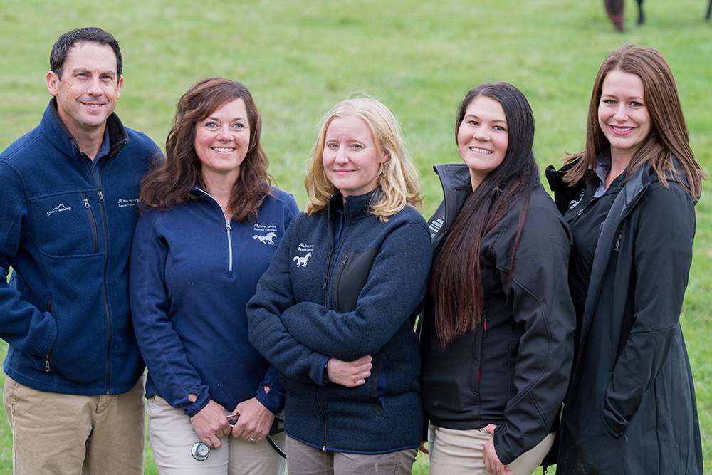 West Metro Equine Clinic Team